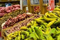 Supermarket food Stock Photos