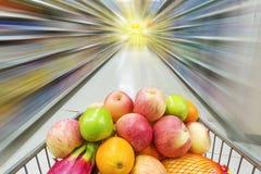 Supermarket. Royalty Free Stock Image