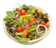 Supermarket Salad Bowl Royalty Free Stock Photo