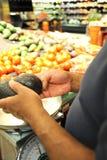 Supermarket Shopping Stock Images