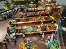 Supermarket. Shopping at supermarket Stock Photo