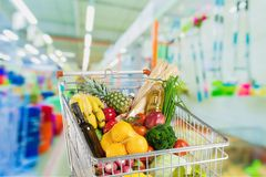 Supermarket Stock Images