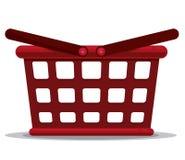 Supermarket store design. Stock Image