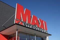 supermarket Sweden Zdjęcie Royalty Free
