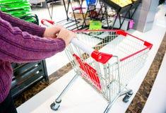 Supermarkets Royalty Free Stock Photo