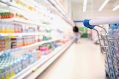 Supermarkt Royalty-vrije Stock Afbeelding