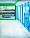 Supermarkt Royalty-vrije Stock Fotografie
