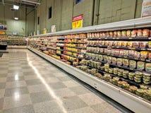 supermarkt Stock Afbeelding