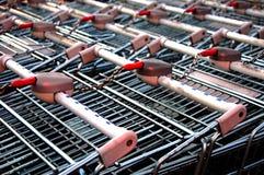 Supermarktbeschaffenheit Lizenzfreie Stockbilder