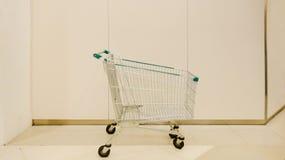 Supermarktkar Stock Foto