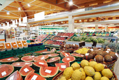 Supermercado Fotos de Stock Royalty Free