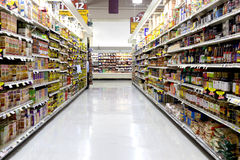 Supermercado imagenes de archivo
