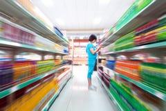 Supermercado fotos de stock