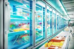 Supermercado Imagen de archivo