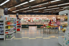 Supermercado chinês Foto de Stock Royalty Free