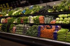 Supermercado da mercearia Imagens de Stock