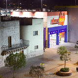 Supermercado de Vea da plaza em Arequipa, Peru Imagem de Stock