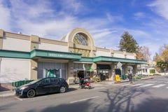 Supermercado de Whole Foods imagenes de archivo