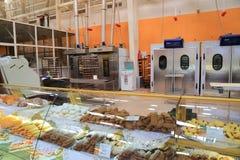 Supermercado en Egipto Fotografía de archivo libre de regalías