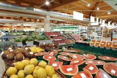 Supermercato Fotografia Stock