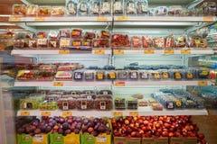 Supermercato di gusto immagini stock