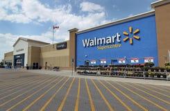 Supermercato di U.S.A. Fotografia Stock Libera da Diritti