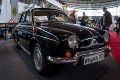 Supermini汽车雷诺杜法因呢, 1959年 库存照片