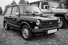 Supermini Autobianchi A112 Royalty Free Stock Photography