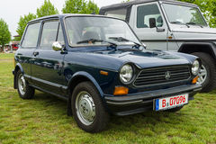 Supermini Autobianchi A112 Royalty Free Stock Photo