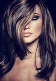 Supermodelo luxuoso imagens de stock royalty free