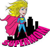 Supermom Stock Images