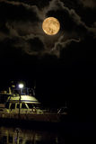 Supermoon Photo stock