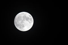 Supermoon Royalty Free Stock Image