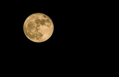 Supermoon Royalty Free Stock Images
