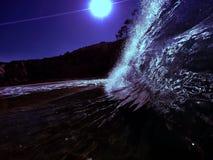 Supermoonplons Stock Fotografie