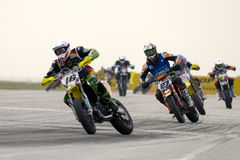 Supermoto Stock Images