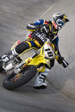 Supermoto Stock Image