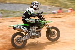 supermoto Royaltyfria Foton