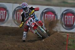 Supermoto Speed 1 Stock Photo