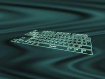 Supernal toetsenbord Royalty-vrije Stock Foto's