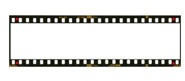 supernegativ panorama- bild för formatram Royaltyfria Foton