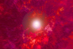 Supernova Stock Photo