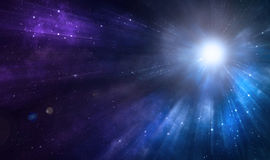 Supernova Royalty Free Stock Images