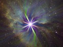 Supernova Imagem de Stock Royalty Free