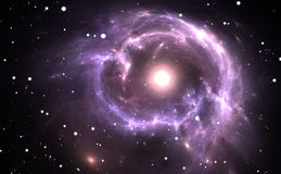 Supernova Explosion Royalty Free Stock Photo