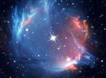 Supernova Explosion Stock Photos