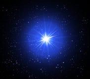 Supernova royalty free illustration