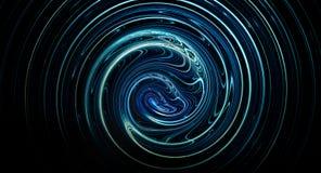 Supernova spiral bright abstract backgound nebula explosion royalty free stock photos