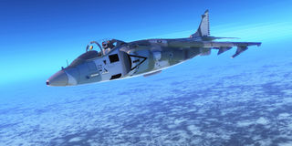 Supersonic Fighter Jet Stock Images