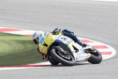 SUPERSPORT FIM World Championship - Results Free Practice 3rd Se Royalty Free Stock Image